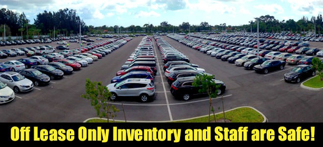 Off Lease Only Orlando >> Off Lease Only Inventory And Staff Are Safe