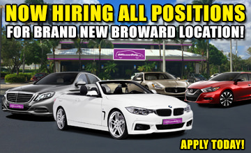 Off Lease Only Fort Lauderdale Now Hiring