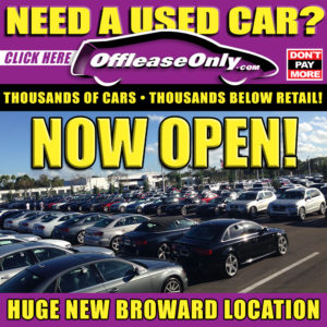 OffLeaseOnly North Lauderdale Grand Opening