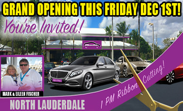 Off Lease Only North Lauderdale Grand Opening