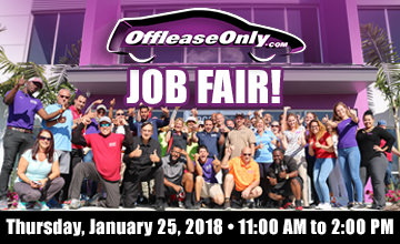 OffLeaseOnly 2018 Job Fair