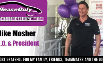 OffLeaseOnly CEO Mike Mosher