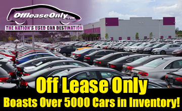 Off Lease Only 5000 Used Cars for Sale
