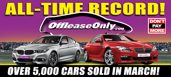 Off Lease Cars >> Off Lease Only Sets Record Selling 5 000 Used Vehicles In March
