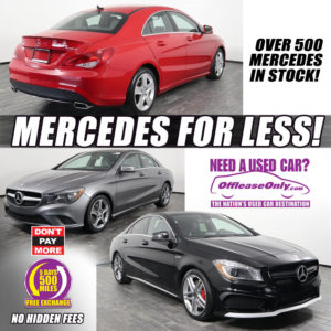 OffLeaseOnly Mercedes