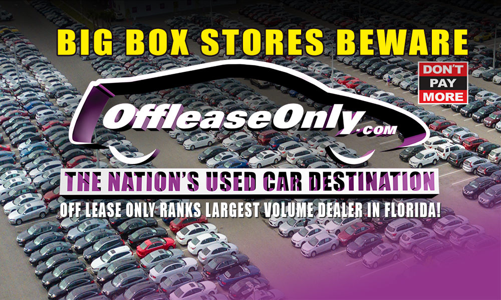 Off Lease Cars >> Offleaseonly Used Cars For Sale