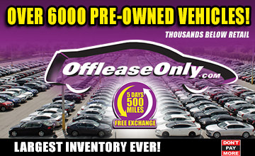OffLeaseOnly 6000 Used Cars for Sale