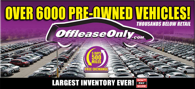 Online Used Car Giant Offleaseonly Boasts Largest Inventory Ever