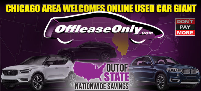 Off Lease Only Chicago Area Used Cars for Sale