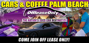 Off Lease Only 2019 Cars and Coffee