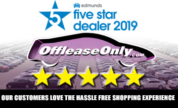 Off Lease Only - Edmunds 5 Stars Dealership
