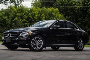 Preowned Mercedes C 300