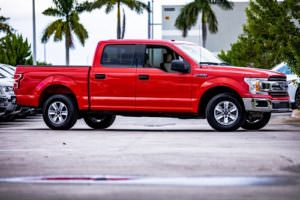 Used Ford F-150 SuperCrew XL