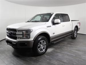 Used Ford F-150 SuperCrew King Ranch Power Stroke Diesel