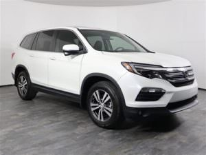 Used 2018 Honda Pilot EX-L from Off Lease Only