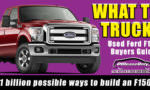 Off Lease Only Ford F150 for Sale