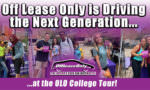 Off Lease Only 2019 College Tour
