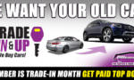 Off Lease Only - We Want Your Old Car - Trade In Today!