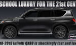 Off Lease Only Used Infiniti QX80 for Sale