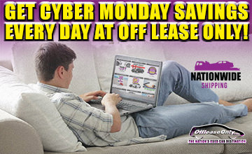 Off Lease Only 2019 Cyber Monday