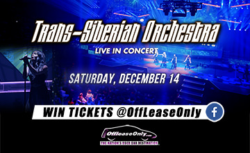 Off Lease Only Trans-Siberian Tickets Giveaway