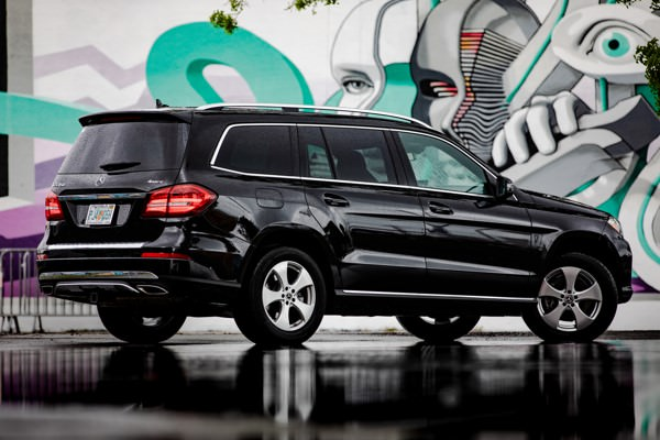 2018 Mercedes GLS 450 Review by a 5yr old named Rocco ...