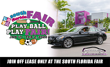 Off Lease Only 2020 South Florida Fair