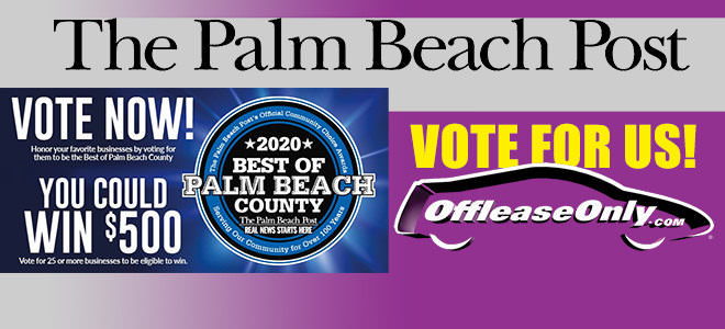 Off Lease Only Best Palm Beach