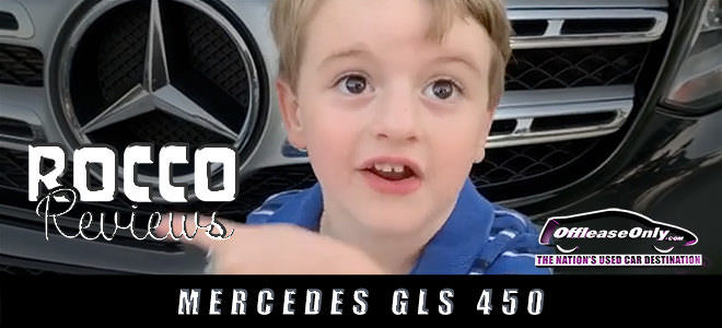 Off Lease Only Rocco Mercedes GL450 Review