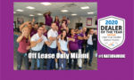 Off Lease Only 2020 Used Car Dealer of the Year