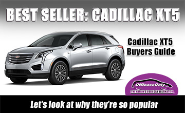 Off Lease Only Used Cadillac XT5
