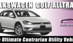 Off Lease Only Used Volkswagen Golf AllTrack